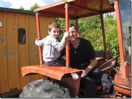 tracteur Samuel