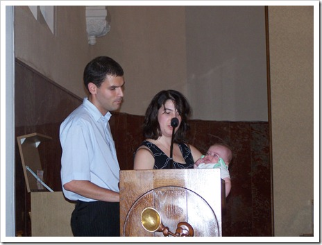 Baptême Samuel 17 juillet 012